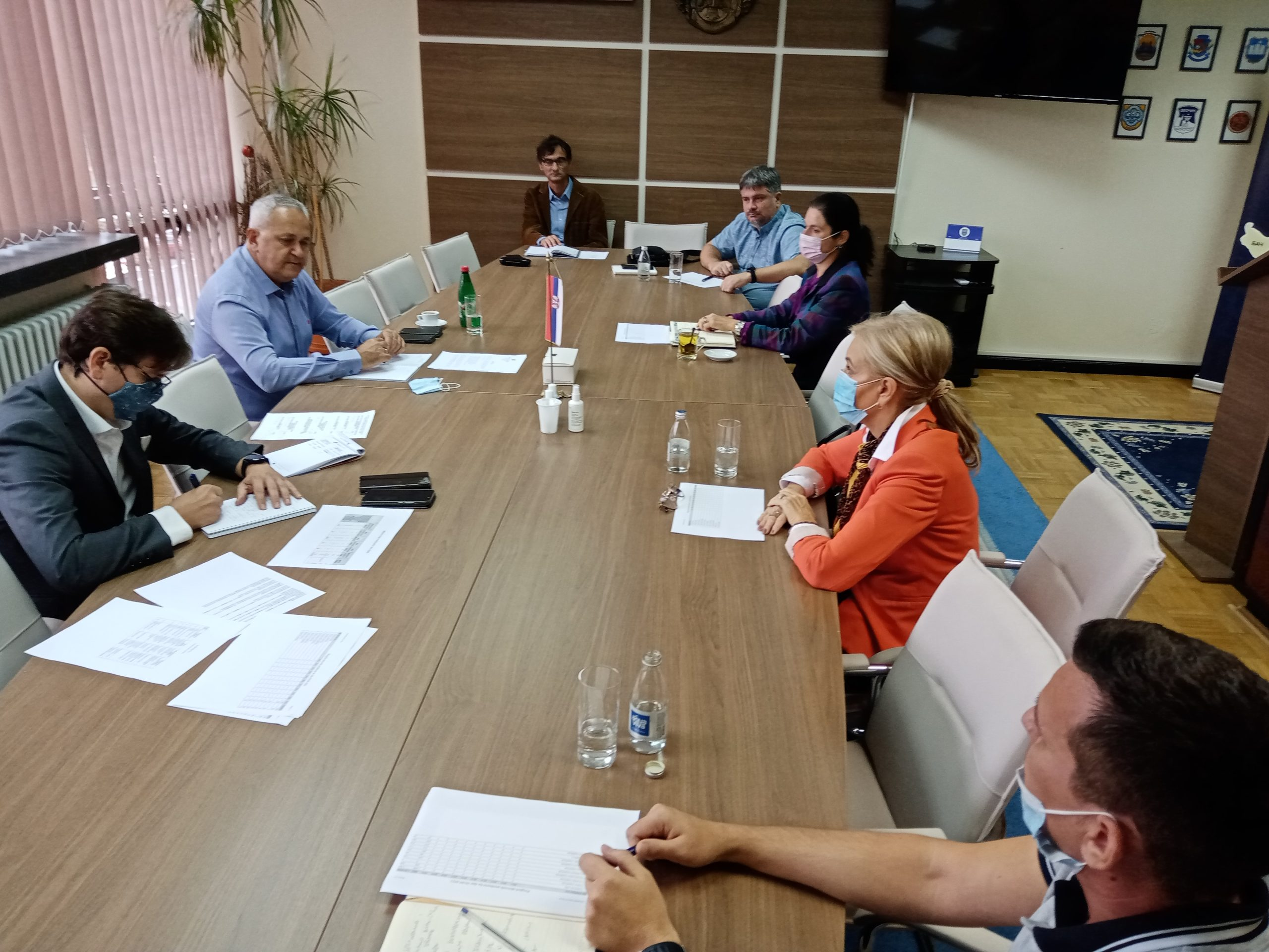 Одржан редован колегијум са руководиоцима инспекцијских служби