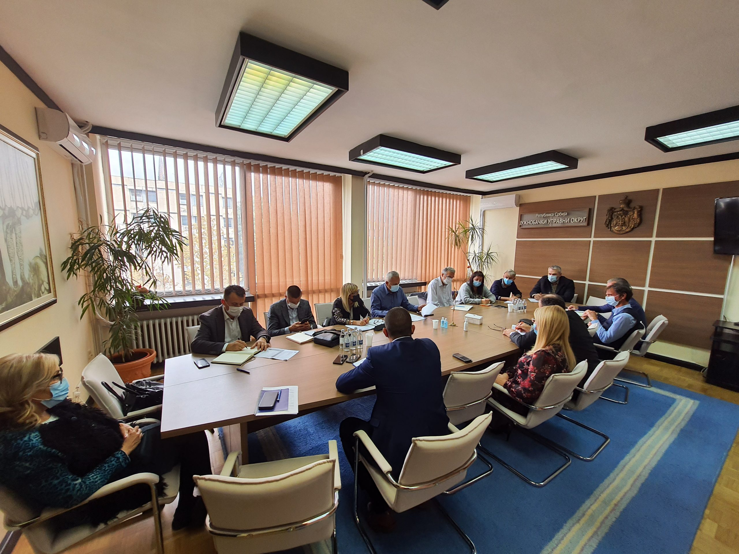 Одржана седница координације републичких и локалних инспекција