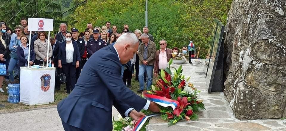Obeležavanje proboja Solunskog fronta i Dana opštine Medveđa